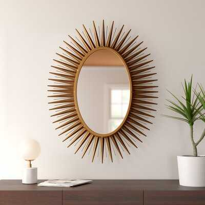 Modern & Contemporary Accent Mirror - AllModern