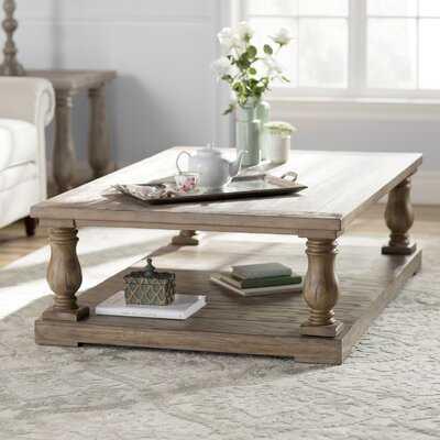 Sannoise Coffee Table - Wayfair
