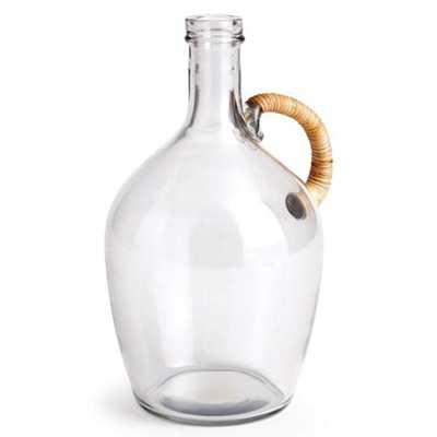 Hans Global Bazaar Glass Jug - Kathy Kuo Home