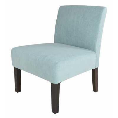 Harland Modern Armless Slipper Chair - Wayfair