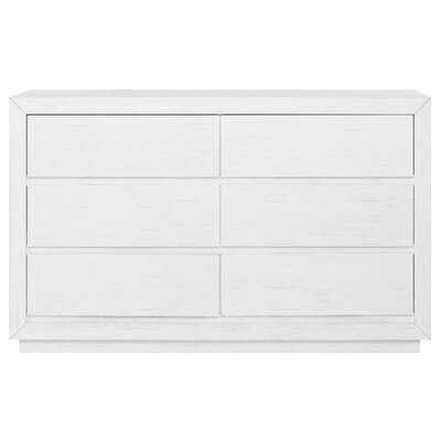 Maddox 6 Drawer Double Dresser - AllModern