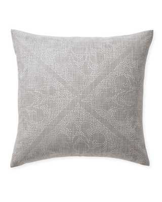Camille Scroll Pillow Cover - Serena and Lily
