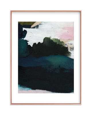 Into The Mist III Art Print - Minted