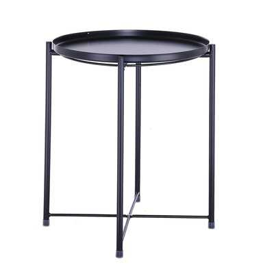 Deming Tray Top End Table - Wayfair