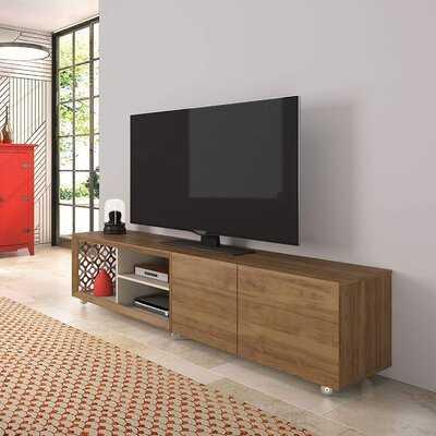 "Lurmont TV Stand for TVs up to 88"" - Wayfair"