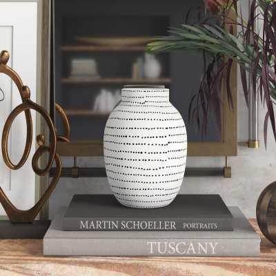 Kravet Matty Table Vase - Perigold