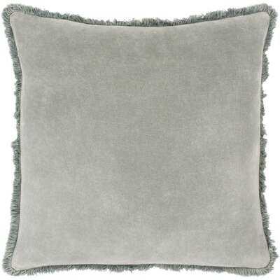 Dominga Cotton Throw Pillow - AllModern