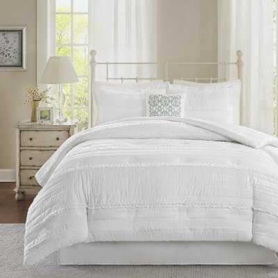 Bridget Reversible Comforter Set - AllModern