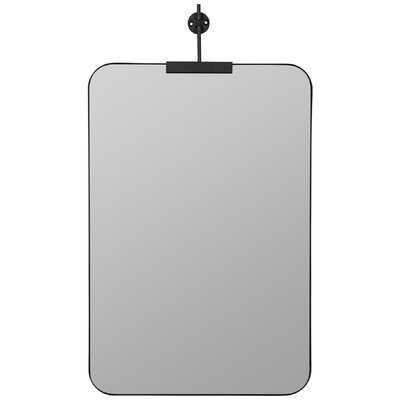 Geyserville Black Wall Mirror - Wayfair