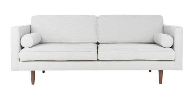 Hurley Mid Century Sofa - Light Grey - Arlo Home - Arlo Home