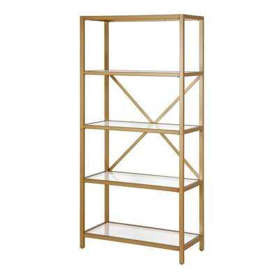 Alburnett Etagere Bookcase - Wayfair