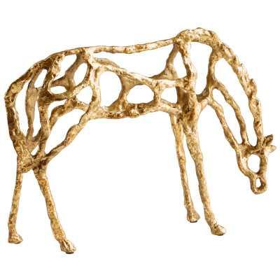 Cyan Design Pensive Horse Figurine - Perigold