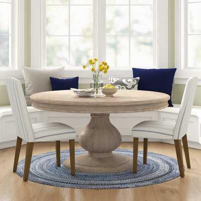Mattapan Solid Wood Dining Table - Birch Lane