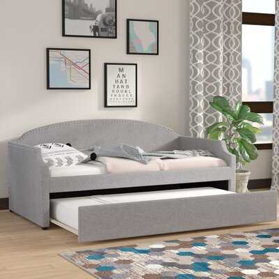 Jordane Twin Daybed with Trundle - Wayfair