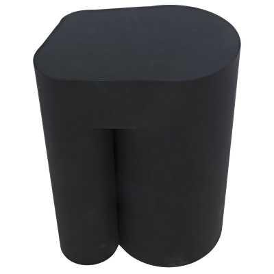 Noir Blair End Table - Perigold