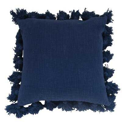 Luxurious Cotton Throw Pillow - Wayfair