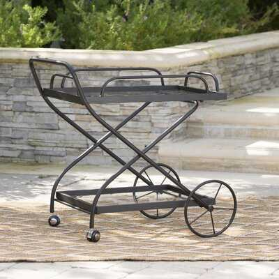 Polak Outdoor Bar Serving Cart - Wayfair