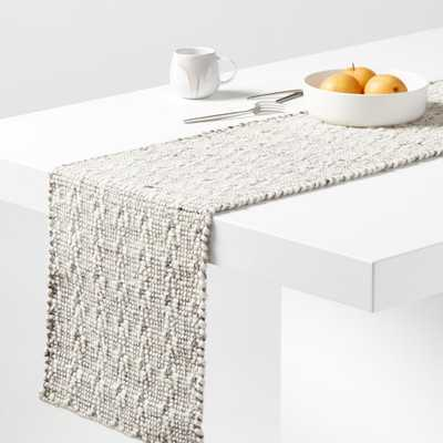 """Ander 90"""" Table Runner - Crate and Barrel"""