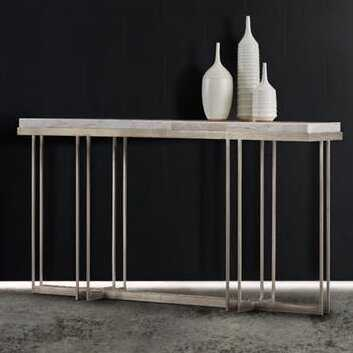 Melange Blaire Console Table - Wayfair