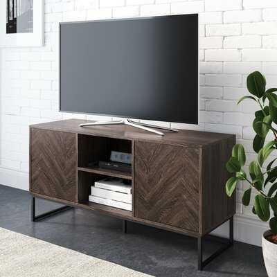 "Stemple TV Stand for TVs up to 55"" - Wayfair"