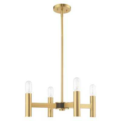 Beldale 4-Light Candle Style Classic / Traditional Chandelier - AllModern