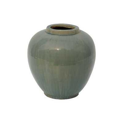 Mujtaba Apple Shaped Table Vase - Wayfair