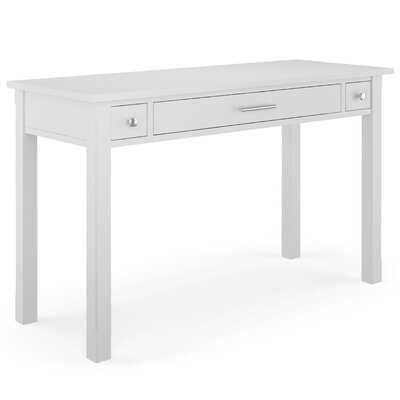 Adachi Solid Wood Desk - Wayfair