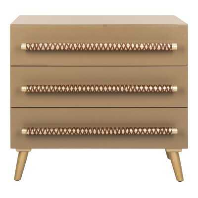 Beaverton 3 Drawer Chest - AllModern