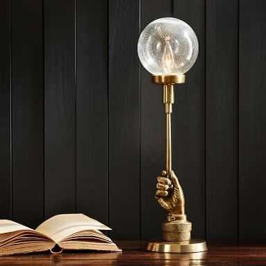 FANTASTIC BEASTS(TM) Magical Spells Table Lamp - Pottery Barn Teen