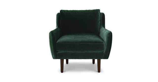 Matrix Balsam Green Chair - Article