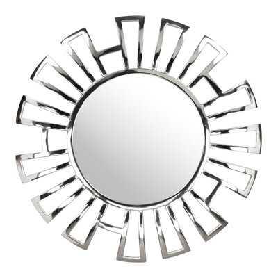 Agha Glam Beveled Accent Mirror - Wayfair