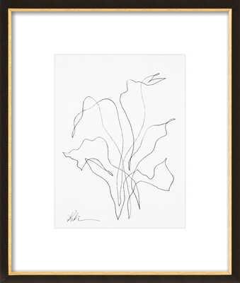 Ink Botanical 11 by Kellie Lawler for Artfully Walls - Artfully Walls