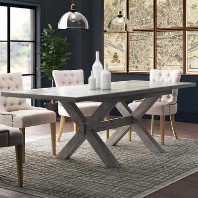 Kensworth Trestle Table - Wayfair
