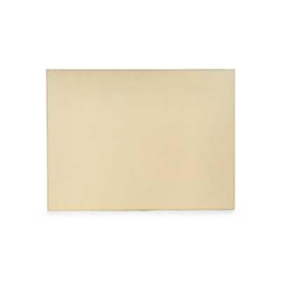 Bungalow 5 Hunter Blotter Desk Pad Color: Ivory - Perigold