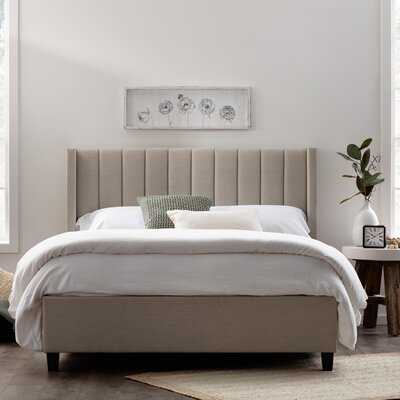 Rotz Upholstered Low Profile Platform Bed - Wayfair