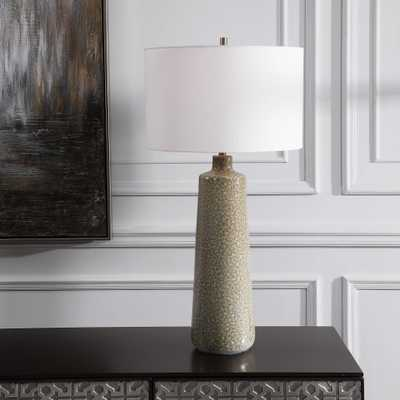 Linnie Sage Green Table Lamp - Hudsonhill Foundry