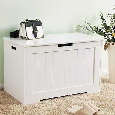 Behl Toy Storage Bench - Wayfair
