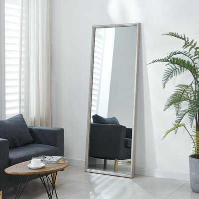Aradale Wooden Full Length Mirror - Wayfair