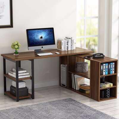 Odacia L-Shape Desk - Wayfair