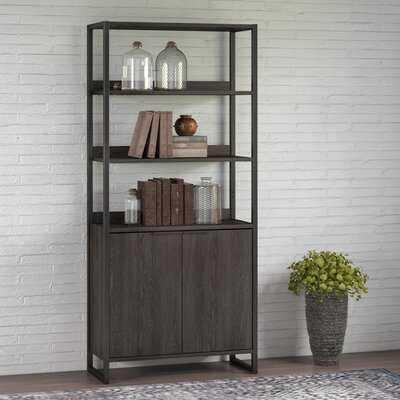 Donnybrook 5 Shelf Standard Bookcase - Wayfair