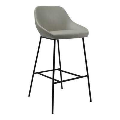 Arne Upholstered Counter Stool - Wayfair