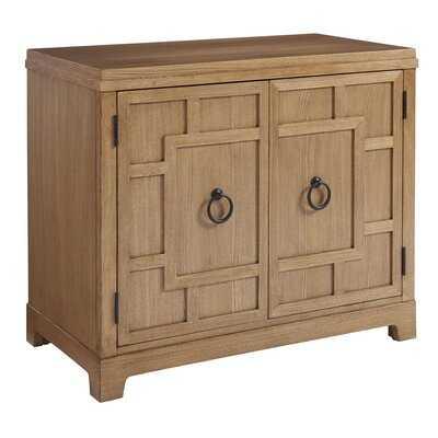 Newport Bachelor's 2 Door Accent Cabinet - Wayfair