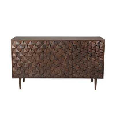 "Mari 58"" Wide Sheesham Wood Sideboard - AllModern"