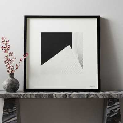 Angles II Painting - CB2