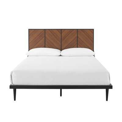 Calumet Queen Platform Bed - Wayfair
