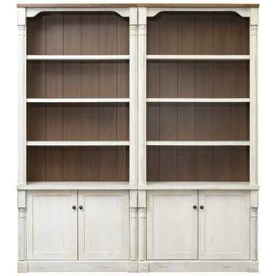 Durham Standard Bookcase - Wayfair