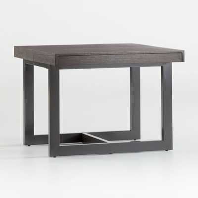 Archive Square Extension Dining Table - Crate and Barrel