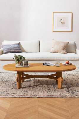 Amber Lewis for Anthropologie Henderson Coffee Table By Amber Lewis for Anthropologie in Beige - Anthropologie