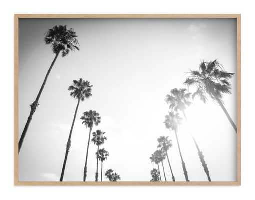 California Palms Art Print - Minted