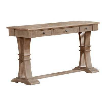 "Cramlington 52"" Console Table - Wayfair"